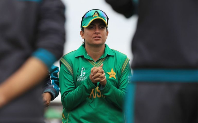 Sana Mir dropped off Pakistan's Women T20 World Cup squad 1