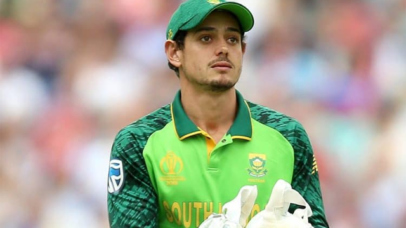 Quinton de Kock named South Africa's ODI captain 3
