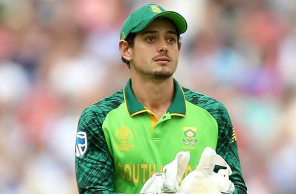 Quinton de Kock named South Africa's ODI captain 1