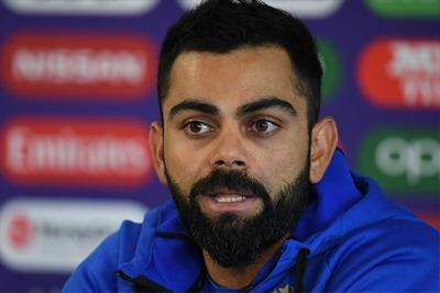 """Virat Kohli against 'four-day Test' proposal"" 1"