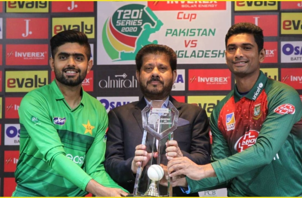 PAK vs BAN Live Score 1st Match between Pakistan vs Bangladesh Live on 24 January 20 Live Score & Live Streaming