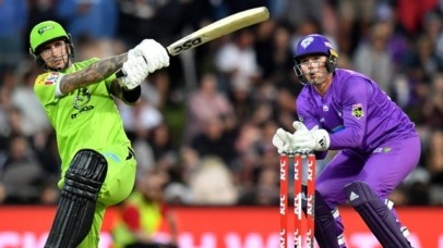 Jonathan Cook's 4-wicket haul knocks Hobart Hurricanes out from BBL Finals 5