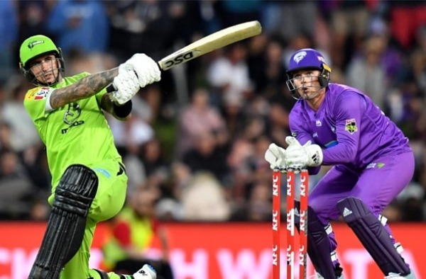 Jonathan Cook's 4-wicket haul knocks Hobart Hurricanes out from BBL Finals 4