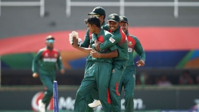Bangladesh defeats South Africa in the Quarter-Final of U19 World Cup 4