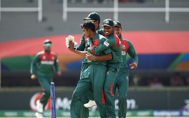Bangladesh defeats South Africa in the Quarter-Final of U19 World Cup 1