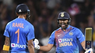 Rohit Sharma's back-to-back sixes secure 3-0 series lead for India 2