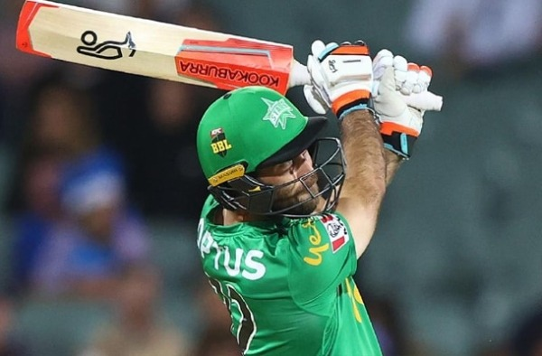 Glenn Maxwell about Melbourne Stars preparations for the BBL Qualifier 2