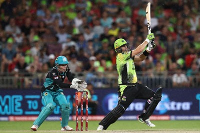 Brisbane Heat vs Sydney Thunder