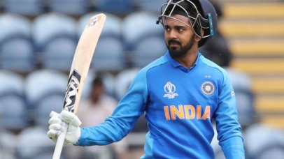KL Rahul's 3rd consecutive half-century secures the 2nd T20I for India
