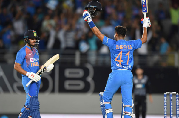 KL Rahul, Shreyas Iyer scored fifties as India brings down New Zealand in 1st T20I