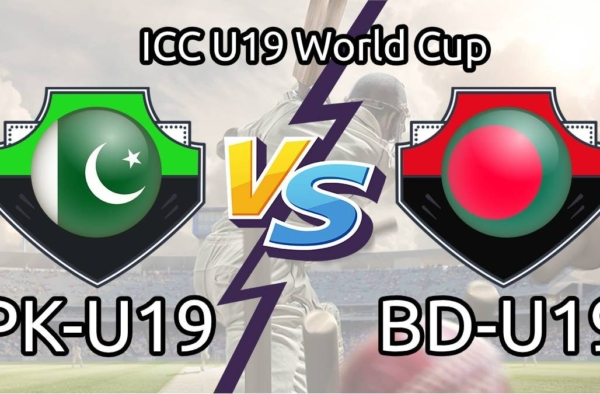 PAK U19 vs BAN U19 Live Score 18th Match of U19 WC between Pakistan U19 vs Bangladesh U19 on 24 January 2020 Live Score & Live Streaming