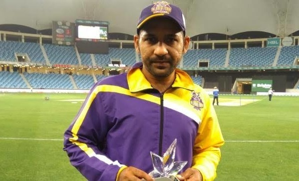 Nadeem Omar to retain finest Sarfaraz Ahmad as skipper of Quetta Gladiators 1