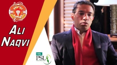 Ali Naqvi confident about victory of Islamabad United in PSL 5