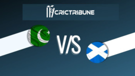 PAK U19 vs SCO U19 Live Score, Pakistan U19 vs Scotland U19, 6th Match Live 11