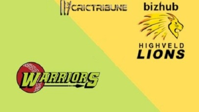 War vs Lions Live Score 10th ODI Match between Warriors vs Lions Live on 14 February 2020 Live Score & Live Streaming