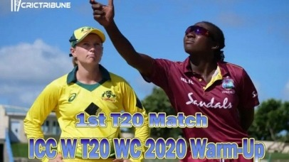 AUS W vs WI W Live Score 1st Match between Australia W vs West Indies W Live on 15 February 20 Live Score & Live Streaming
