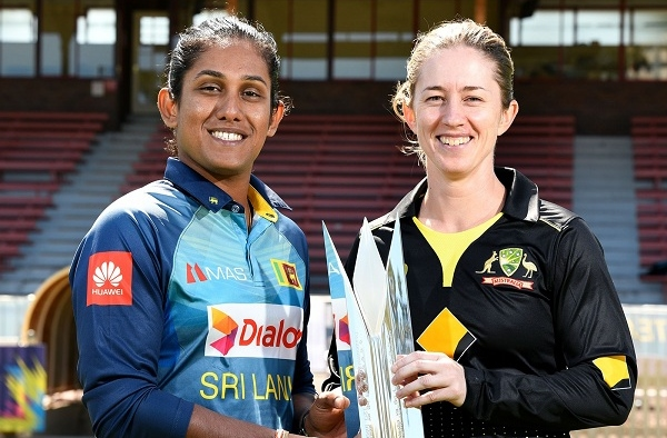 AU W vs SL W Live Score 5th Match between Australia Women vs Sri Lanka Women Live on 24 February 20 Live Score & Live Streaming