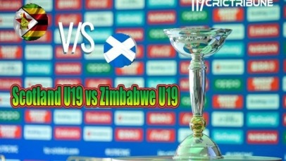 SCO U19 vs ZIM U19 Live Score 11th Place Playoff of U19 WC between Scotland U19 vs Zimbabwe U19 on 02 February 2020 Live Score & Live Streaming