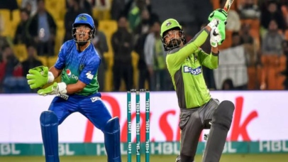 Sulatans and Qalandars war to edge off each other