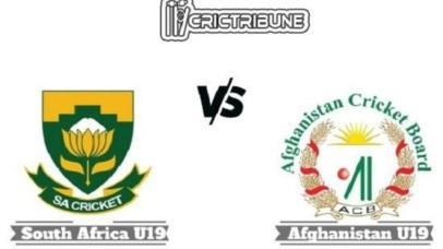 SA U19 vs AFG U19 Live Score 7th Place Playoff of U19 WC between South Africa U19 vs Afghanistan U19 on 05 February 2020 Live Score & Live Streaming