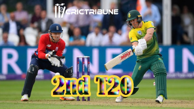 ENG vs SA Live Score 2nd T20 Match between Engaland vs South Africa Live on 14 February 20 Live Score & Live Streaming