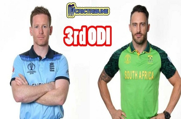 ENG vs SA Live Score 3rd ODI Match between Engaland vs South Africa Live on 07 February 20 Live Score & Live Streaming