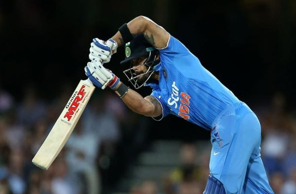 ICC announces latest T20I rankings, Kohli slipped to 10th