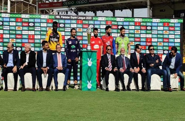 PSL 2020 trophy unveiled at NSK