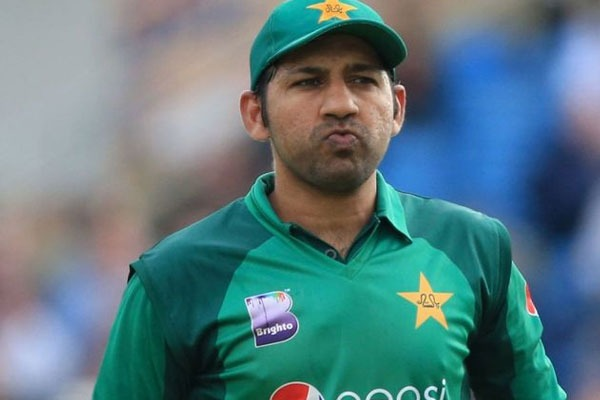Sarfaraz Ahmed once again counters his critics