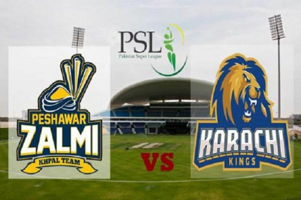 Karachi Kings rock with the bat in first innings