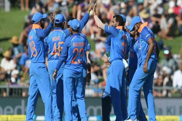 ICC fines India for slow over rate against New Zealand