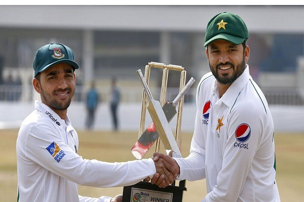 PAK vs BAN Live Score 1st Test between Pakistan vs Bangladesh Live on 07 February 20 Live Score & Live Streaming