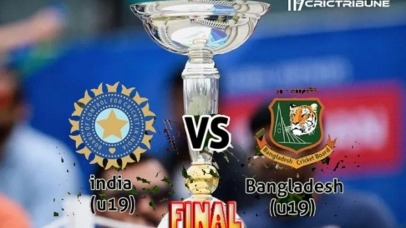 IND U19 vs BAN U19 Live Score Final of U19 WC between India U19 vs Bangladesh U19 on 09 February 2020 Live Score & Live Streaming