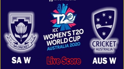 SA W vs AU W Live Score Semi Final 2 between South Africa Women vs Australia Women Live Score & Live Streaming on 05 March 2020.