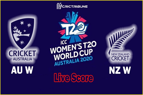 AU W vs NZ W Live Score 18th Match between Australia Women vs New Zealand Women Live Score & Live Streaming on 02 March 2020.