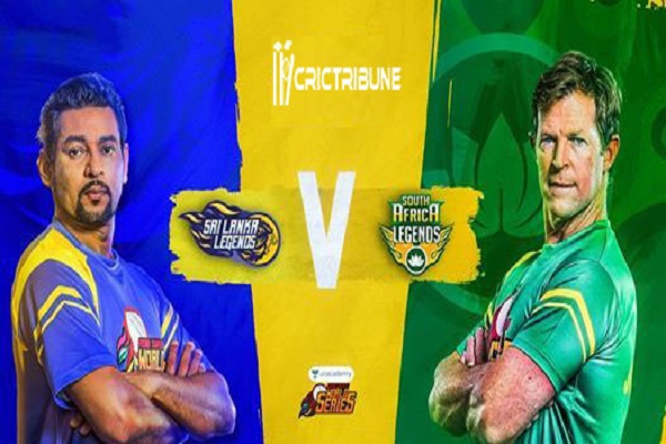 SA L vs SL L Live Score 5th Match between South Africa Legends vs Sri Lanka Legends Live on 13 March 2020 Live Score & Live Streaming.