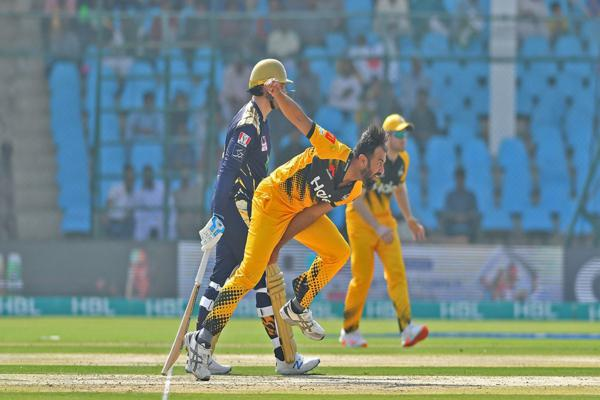 Wahab Riaz grabbed up his first win as a captain