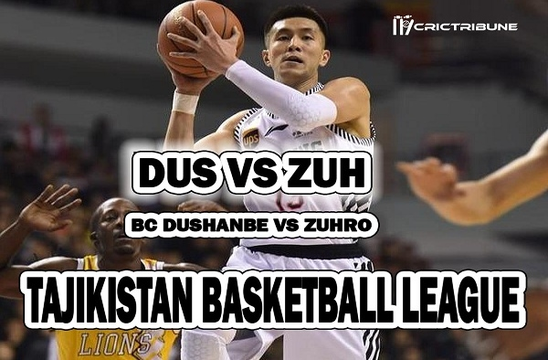 DUS vs ZUH Live Score between BC Dushanbe vs Zuhro Live on 29 March 2020 Live Score & Live Streaming.