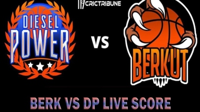 BERK vs DP Live Score between Berkut vs Diesel Power Live on 29 March 2020 Live Score & Live Streaming.