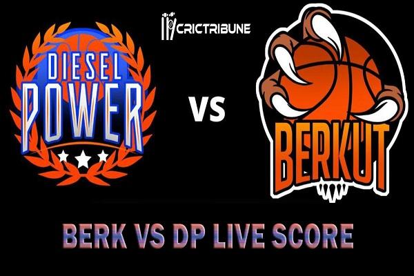 BERK vs DPLive Score between Berkut vs Diesel PowerLive on 29 March 2020 Live Score & Live Streaming.