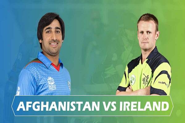 AFG vs IRE Live Score 3rd T20 Match between Afghanistan vs Ireland Live on 10 March 20 Live Score & Live Streaming
