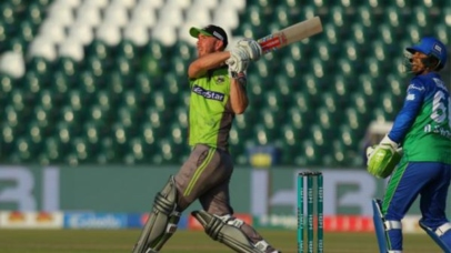 Fiery Lahore Qalandars qualify for play-offs