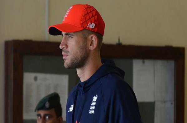 Alex Hales confirms Coronavirus symptoms