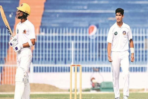 Zahid Mehmood picked as Naseem Shah's replacement by Gladiators 1