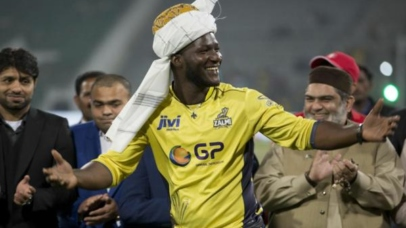 Darren Sammy stepped down of Zalmi's captaincy