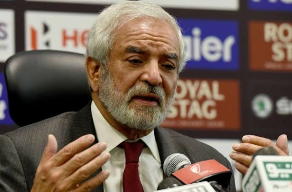 Ehsan Mani believes the T20 World Cup is impossible this year