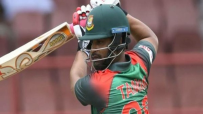 Bangladesh named Tamim Iqbal as ODI skipper