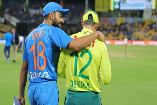 No handshakes for South Africa on India's tour