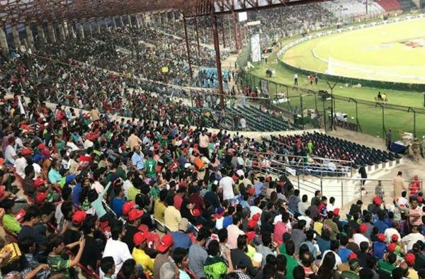 No more crowd in Stadiums for PSL: confirms PCB