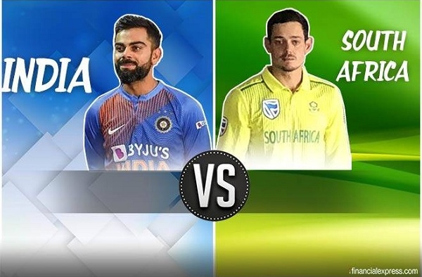 IND vs SA Live Score 1st ODI Match between India vs South Africa Live on 12 March 2020 Live Score & Live Streaming